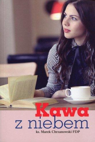 Kawa z niebem - okładka książki