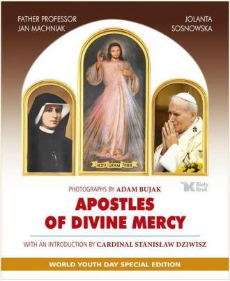 Apostles of Divine Mercy (wersja - okładka książki