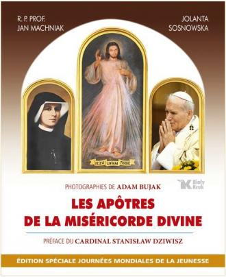 Les Apotres de la Misericorde Divine - okładka książki