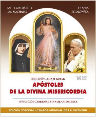 Apóstoles de la Divina Misericordia - okładka książki