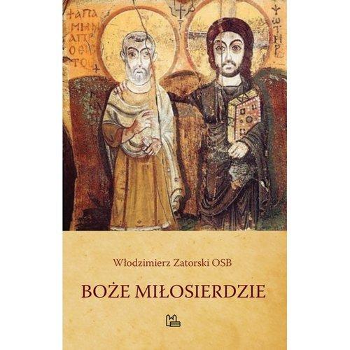 Boże miłosierdzie - okładka książki