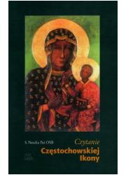 Czytanie Częstochowskiej Ikony - okładka książki