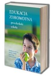 Edukacja zdrowotna - przedszkole - okładka książki