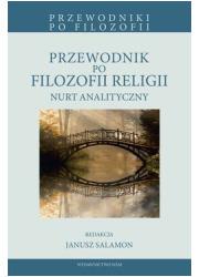 Przewodnik po filozofii religii. - okładka książki