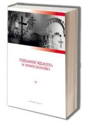 Tożsamość religijna w nowoczesności - okładka książki
