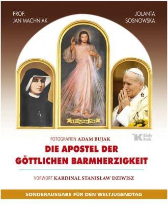 Die Apostel der Göttlichen Barmherzigkeit. - okładka książki