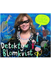 Detektyw Blomkwist (CD mp3) - pudełko audiobooku