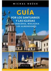 Guía por los santuarios y las iglesias - okładka książki