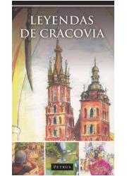 Leyendas de Cracovia. Legendy o - okładka książki