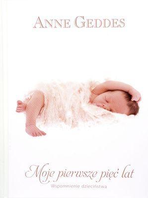 Moje pierwsze pięć lat. Wspomnienie - okładka książki