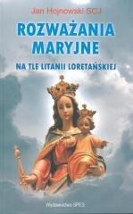 Rozważania Maryjne na tle litanii - okładka książki