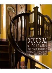 Secesja w Poznaniu - okładka książki