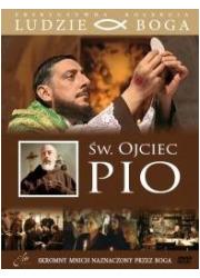 Święty Ojciec Pio. Kolekcja: Ludzie - okładka filmu