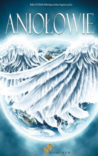 Aniołowie - okładka książki