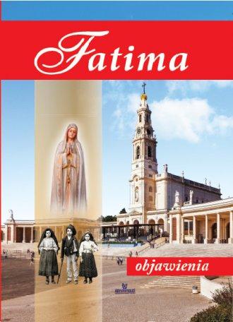 Fatima Objawienia - okładka książki