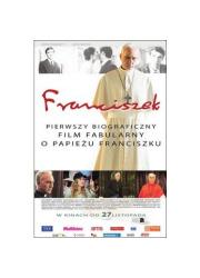 Franciszek (DVD) - okładka filmu