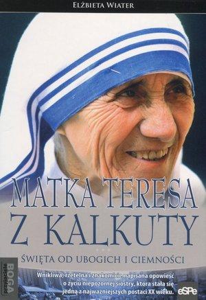 Przyjaciele Boga. Matka Teresa - okładka książki