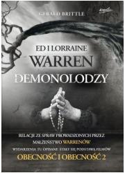 Demonolodzy. Ed i Lorraine Warren. - okładka książki