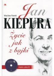 Jan Kiepura. Życie jak z bajki - okładka książki