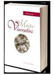 Master Vincentius - okładka książki