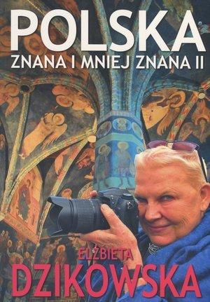 Polska znana i mniej znana 2 - okładka książki
