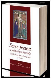 Serce Jezusa w misterium Kościoła. - okładka książki