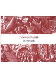 Dominikanie o cnotach - okładka książki