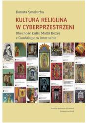 Kultura religijna w cyberprzestrzeni. - okładka książki