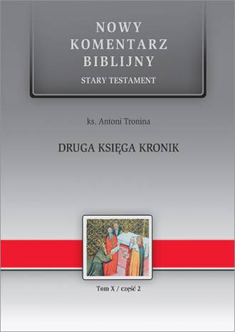Druga Księga Kronik. Seria: Nowy - okładka książki