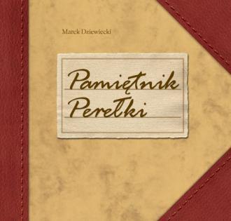 Pamiętnik Perełki - okładka książki