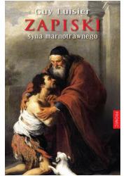 Zapiski syna marnotrawnego - okładka książki