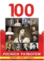 100 Polskich Patriotów - okładka książki