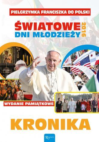 Kronika. Pielgrzymka Franciszka - okładka książki