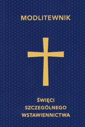 Modlitewnik. Święci szczególnego - okładka książki