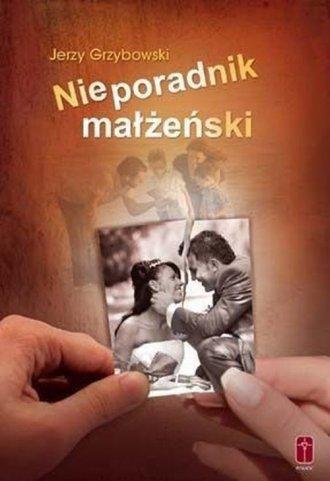 Nieporadnik małżeński - okładka książki