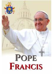 Pope Francis (wersja ang.) - okładka książki