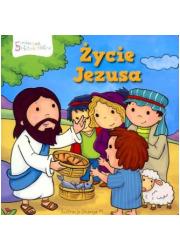 Życie Jezusa. Historie Biblijne - okładka książki