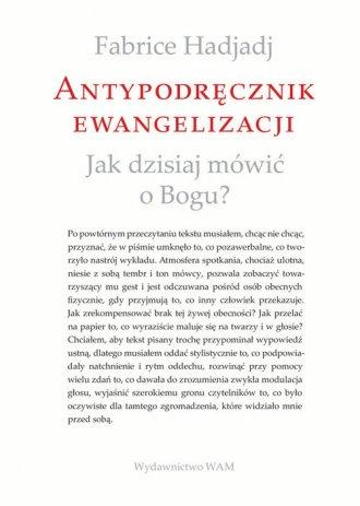 Antypodręcznik ewangelizacji. Jak - okładka książki