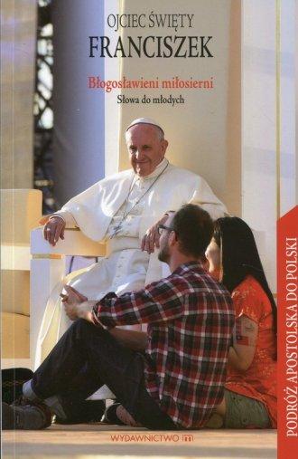 Błogosławieni miłosierni. Słowa - okładka książki