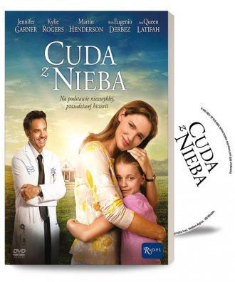 Cuda z Nieba (DVD) - okładka filmu