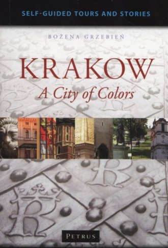 Krakow a City of Colors - okładka książki