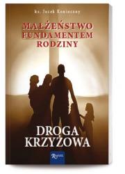 Małżeństwo fundamentem rodziny. - okładka książki