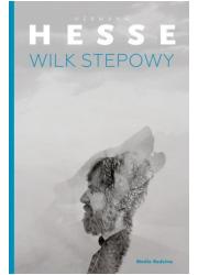 Wilk stepowy - okładka książki