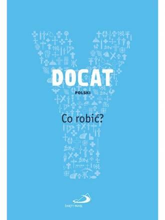DOCAT. Co robić? Nauka społeczna - okładka książki