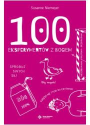 100 eksperymentów z Bogiem - okładka książki