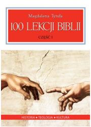 100 lekcji Biblii - okładka książki