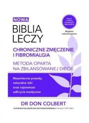 Biblia leczy: chroniczne zmęczenie - okładka książki