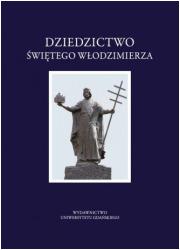 Dziedzictwo Świętego Włodzimierza - okładka książki