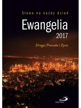 Ewangelia 2017 (duży format, oprawa - okładka książki