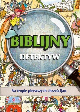 Na tropie pierwszych chrześcijan. - okładka książki